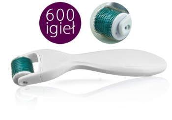 Derma Roller - 1,0 mm 600 igieł