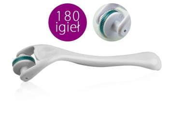 Derma Roller - 0,5 mm 180 igieł