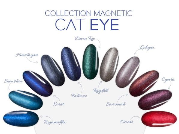 Kolekcja Cat Eye