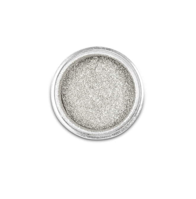 Puder Chrome Effect – Silver pyłek