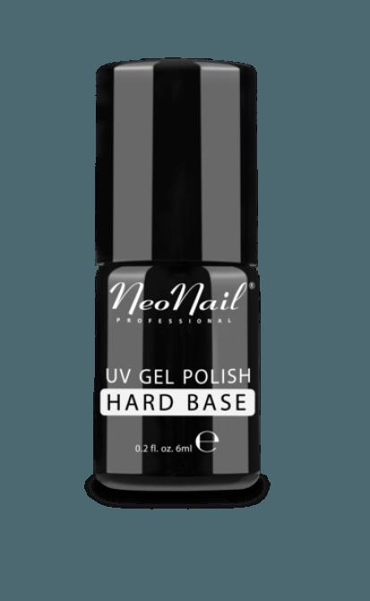 Zestaw Manicure hybrydowy mały z hard base