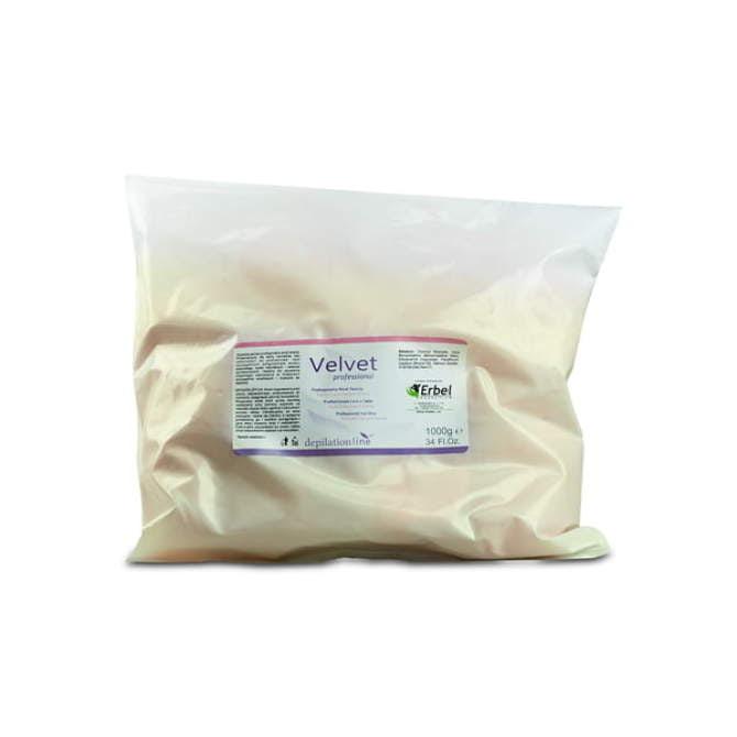Wosk twardy 1000 g - Miodowy do depilacji