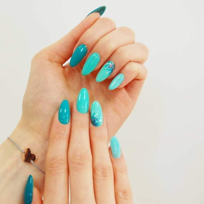 Lakier  Hybrydowy UV 6 ml - Turquoise