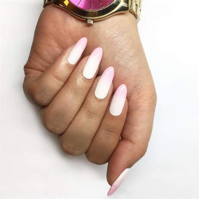 Lakier Hybrydowy UV 6 ml - Pink Pudding