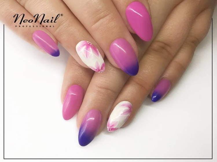 Lakier Hybrydowy  UV 15 ml - Princess Violet