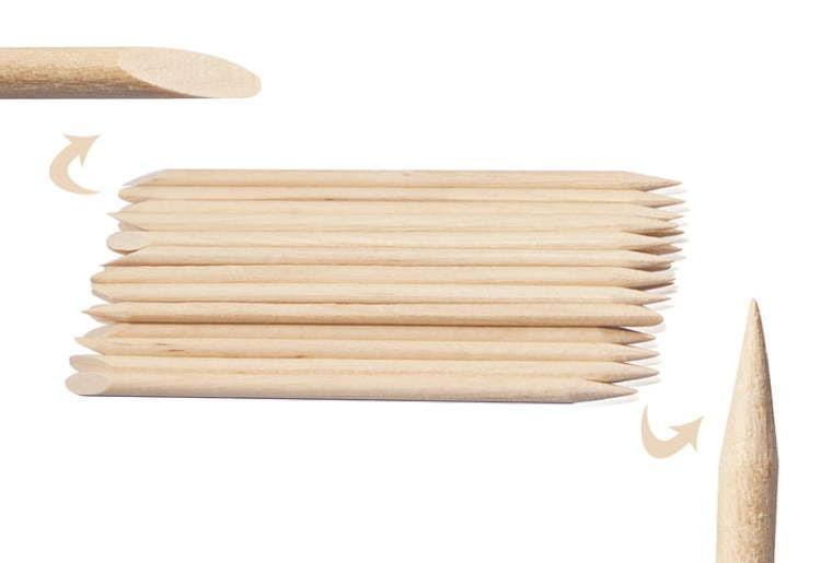 Drewniany patyczek do paznokci