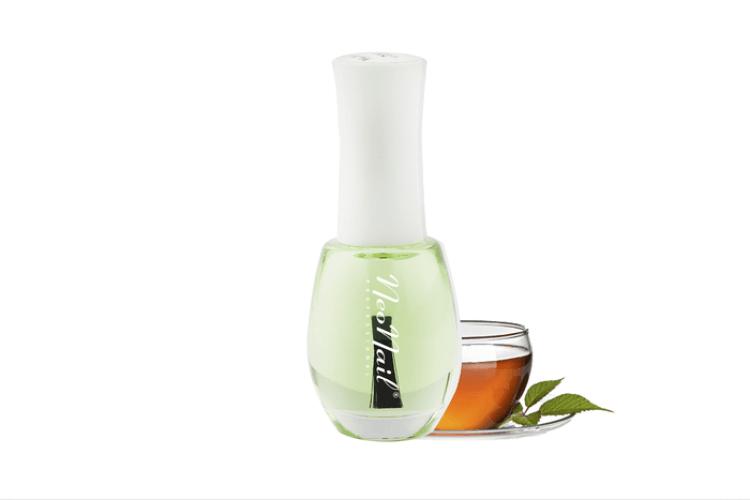 Oliwka do pielęgnacji skórek NeoNail 15 ml - herbata