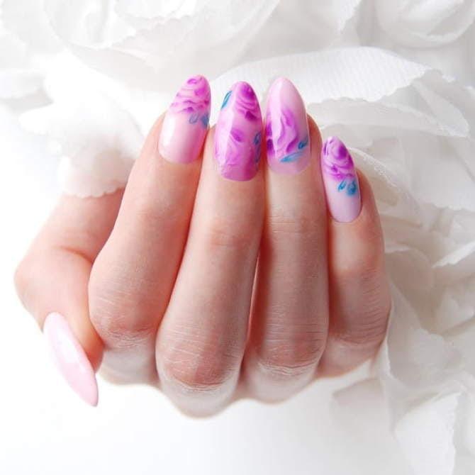 Lakier Hybrydowy 6 ml - Pink Aquarelle