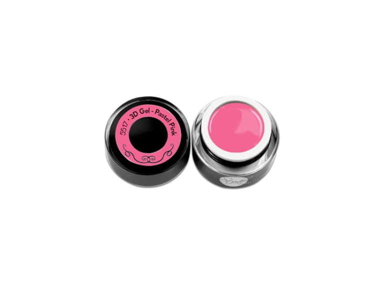 Plastelina do zdobień 3D Gel - Pastel Pink Studio Line 5ml