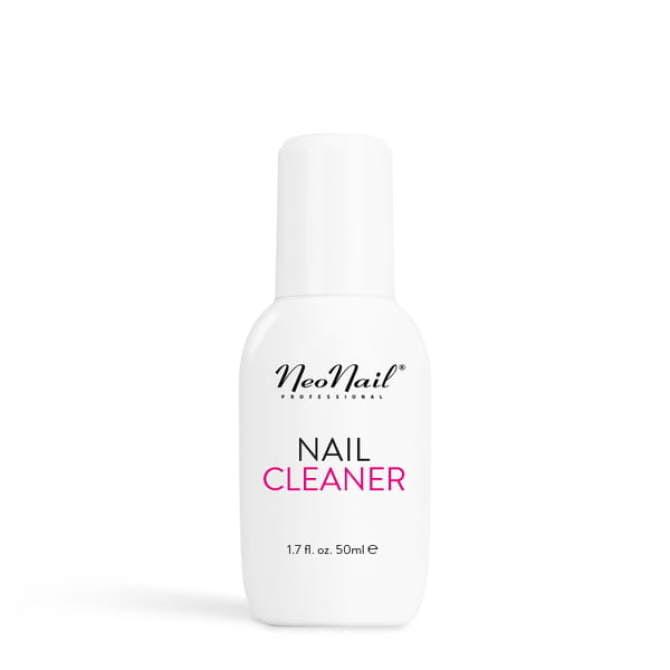 Zestaw do stylizacji paznokci z Cleanerem 50 ml