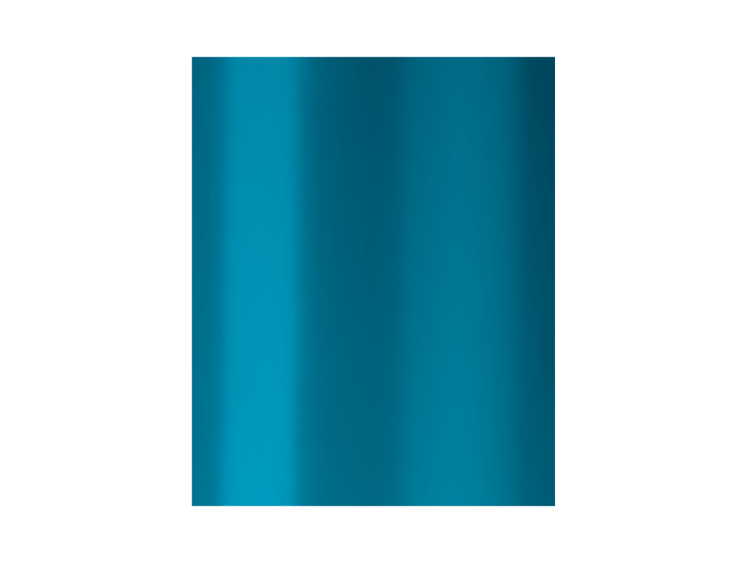 Folia transferowa / hologramowa turkusowa