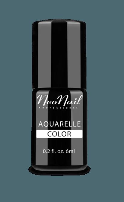 Lakier Hybrydowy Aquarelle Color do stylizacji paznokci