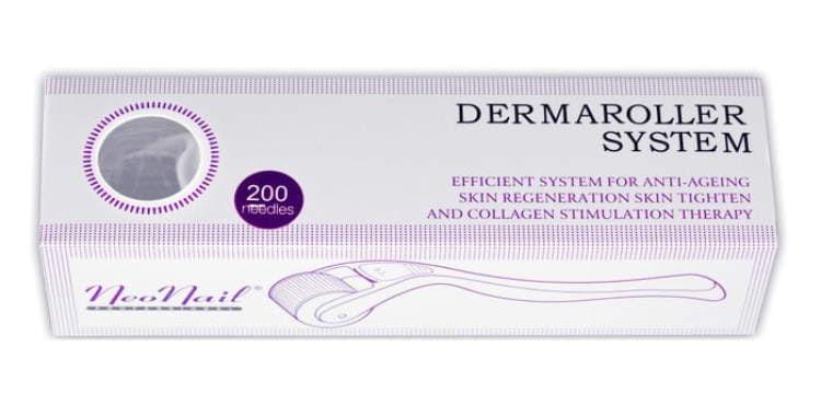 Derma Roller - 200 - 2,0 mm opakowanie
