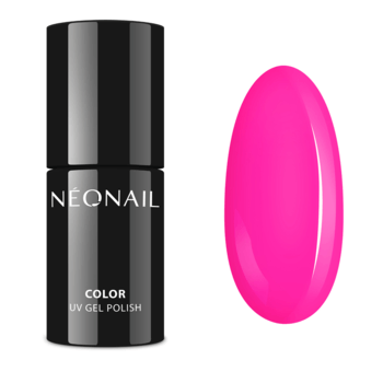 Lakier hybrydowy Neon Pink 7,2 ml