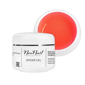 Spider Gel 5 g - Neon Orange