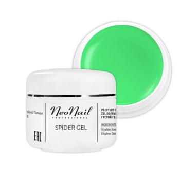 Spider Gel 5ml - Neon Green