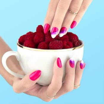 Lakier hybrydowy Keep Pink 7,2 ml