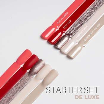 Zestaw DE LUXE Starter Set