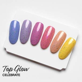 Top hybrydowy Top Glow Celebrate 7,2 ml