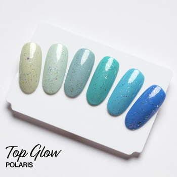 Top hybrydowy Top Glow Polaris 7,2 ml