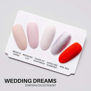 Zestaw Wedding Dreams Collection Set