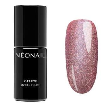 Lakier hybrydowy Cat Eye Satin Blush 7,2 ml