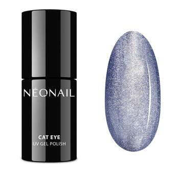 Lakier hybrydowy Cat Eye Satin Sky 7,2 ml