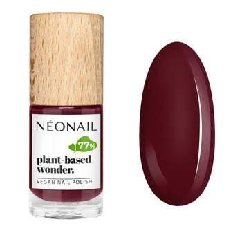 Wegański lakier klasyczny PLANT-BASED WONDER 7,2 ml - PURE MAROON