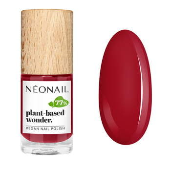 Wegański lakier klasyczny PLANT-BASED WONDER 7,2 ml - PURE STRAWBERRY
