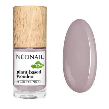 Wegański lakier klasyczny PLANT-BASED WONDER 7,2 ml - PURE SAND