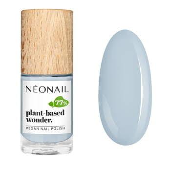 Wegański lakier klasyczny PLANT-BASED WONDER 7,2 ml - PURE CLOUD