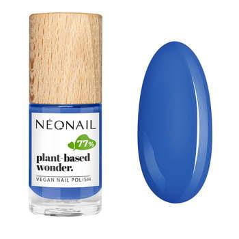 Wegański lakier klasyczny PLANT-BASED WONDER 7,2 ml - PURE MARINE
