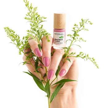 Wegański lakier klasyczny PLANT-BASED WONDER 7,2 ml - PURE DAHLIA