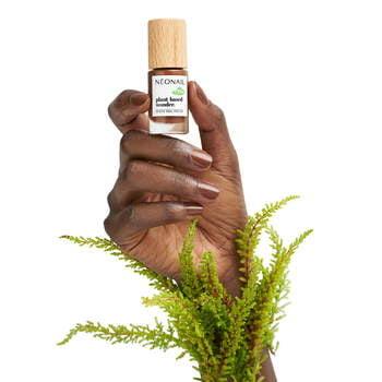 Wegański lakier klasyczny PLANT-BASED WONDER 7,2 ml - PURE PECAN