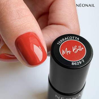 Lakier hybrydowy 7,2 ml - Terracotta - NEONAIL x Mrs Bella