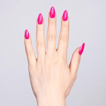 Keep Pink dłoń