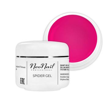 Spider Gel 5 g - Neon Pink słoiczek 6993