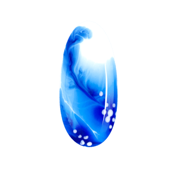Lakier Hybrydowy 7,2 ml - Navy Aquarelle