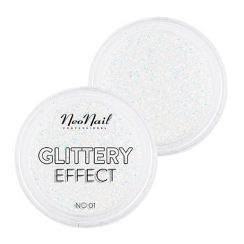 Pyłek Glittery Effect No. 01