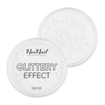 Pyłek Glittery Effect No. 03
