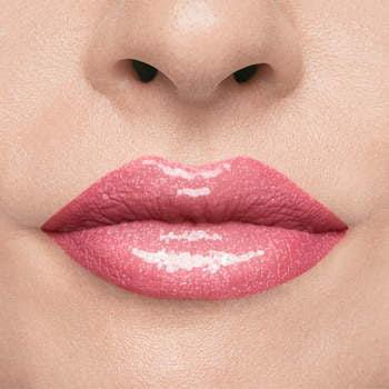 33 Błyszczyk do ust Bling Effect Lipgloss Raspberry