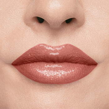 38 Błyszczyk do ust Bling Effect Lipgloss Hazelnut