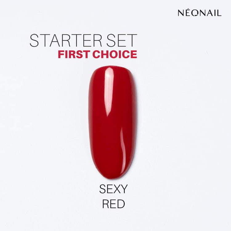 Lakier hybrydowy Sexy Red 7,2 ml