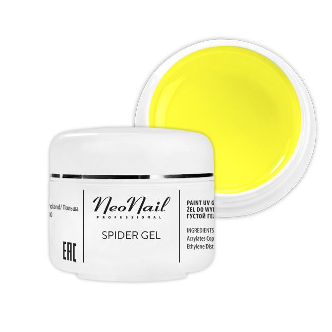 Spider Gel 5 g - Neon Yellow słoik