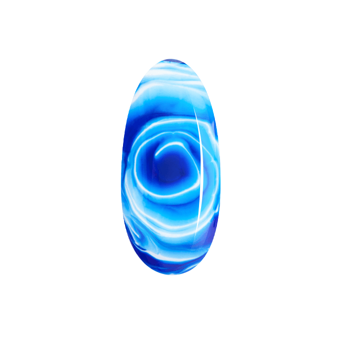 Lakier Hybrydowy 7,2 ml - Navy Aquarelle pazur