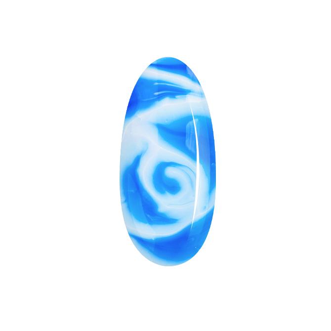 Lakier Hybrydowy 7,2 ml - Ocean Aquarelle - PAZUR