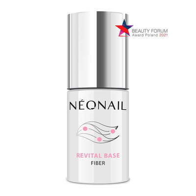 UV Gel Polish 7,2 ml - Revital Base Fiber