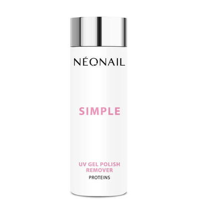 Acetone for SIMPLE UV gel polishes - SIMPLE PROTEIN ACETONE