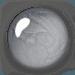 Lakier  Hybrydowy UV 6 ml - Metalic Silver