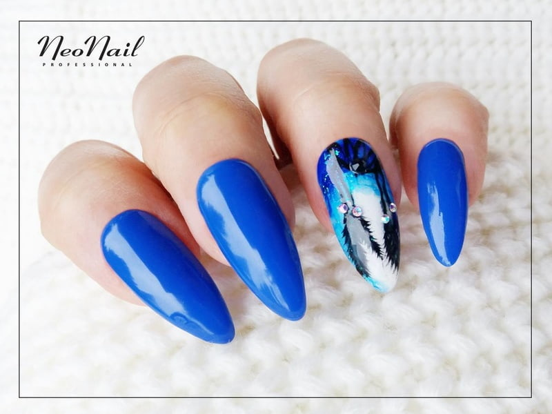 Niebieski blask